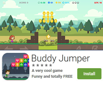 Buddy Jumper Game